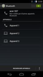 Acer Liquid Jade Z - Bluetooth - Jumeler avec un appareil - Étape 6