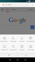 Huawei P8 Lite - Internet - Internet browsing - Step 7