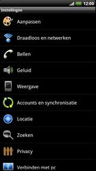 HTC Z715e Sensation XE - Internet - Uitzetten - Stap 4