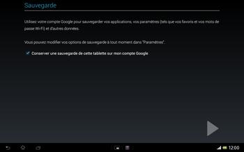 Sony SGP321 Xperia Tablet Z LTE - Applications - Télécharger des applications - Étape 24