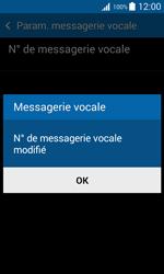 Samsung G318H Galaxy Trend 2 Lite - Messagerie vocale - configuration manuelle - Étape 9