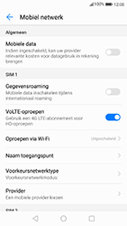 Huawei P10 - Android Oreo - Internet - aan- of uitzetten - Stap 6