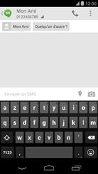 LG D821 Google Nexus 5 - MMS - envoi d'images - Étape 6