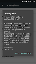 Acer Liquid Z6 Dual SIM - Network - Installing software updates - Step 8