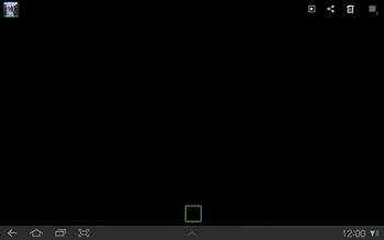 Samsung P7500 Galaxy Tab 10-1 - Funciones básicas - Uso de la camára - Paso 10