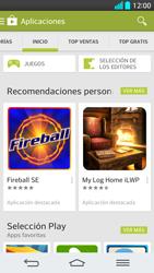LG G2 - Aplicaciones - Descargar aplicaciones - Paso 5