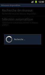 Samsung I8530 Galaxy Beam - Réseau - utilisation à l'étranger - Étape 11