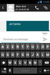 Bouygues Telecom Bs 351 - Contact, Appels, SMS/MMS - Envoyer un SMS - Étape 10