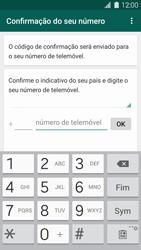 Samsung Galaxy S5 - Aplicações - Como configurar o WhatsApp -  6