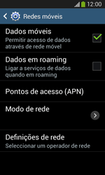 Samsung Galaxy Ace 3 LTE - MMS - Como configurar MMS -  6