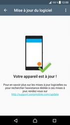 Sony Xperia XZ (F8331) - Android Nougat - Appareil - Mises à jour - Étape 7