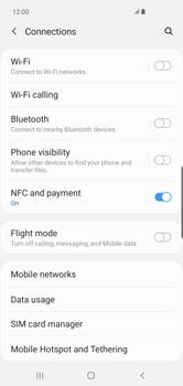 Samsung Galaxy S10 Plus - Internet - Manual configuration - Step 5