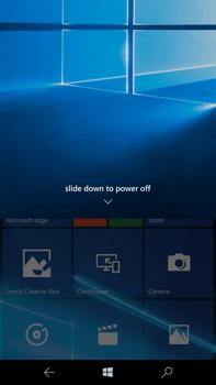Microsoft Lumia 950 XL - Internet - Manual configuration - Step 16