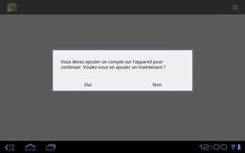 Huawei Mediapad S7-301u - Applications - Télécharger des applications - Étape 4