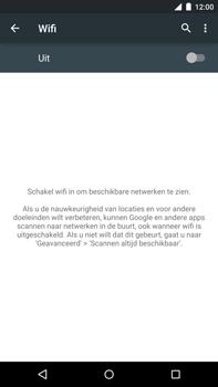 Motorola Nexus 6 - WiFi - Handmatig instellen - Stap 6
