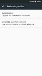 HTC 10 - Red - Seleccionar una red - Paso 6