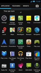 Acer Liquid S2 - Internet - Navigation sur internet - Étape 2