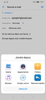 Huawei Mate 20 Lite - E-mail - Envoi d