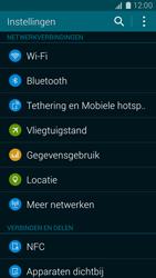 Samsung Galaxy K Zoom 4G (SM-C115) - Internet - Uitzetten - Stap 4