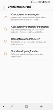 Samsung Galaxy A8 (2018) (SM-A530F) - Contacten en data - Contacten kopiëren van SIM naar toestel - Stap 7