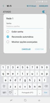 Samsung Galaxy Note 8 - Wi-Fi - Como ligar a uma rede Wi-Fi -  8