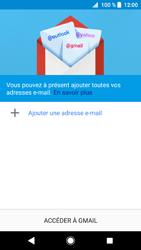 Sony Xperia XZ1 - E-mails - Ajouter ou modifier votre compte Gmail - Étape 6