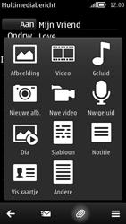 Nokia 808 PureView - MMS - hoe te versturen - Stap 11