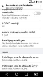 LG K4 (2017) (LG-M160) - E-mail - Instellingen KPNMail controleren - Stap 12