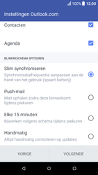 HTC One A9 - Android Nougat - E-mail - handmatig instellen (outlook) - Stap 9