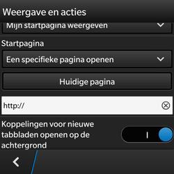 BlackBerry Q5 - Internet - handmatig instellen - Stap 22