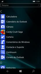Microsoft Lumia 950 - Email - Adicionar conta de email -  3