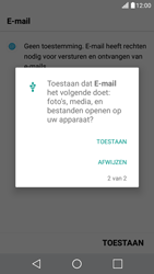 LG X Screen - E-mail - handmatig instellen (outlook) - Stap 13