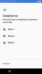 Motorola Moto X4 - Primeiros passos - Como ativar seu aparelho - Etapa 7