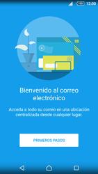 Sony Xperia Z5 - E-mail - Configurar correo electrónico - Paso 4