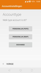 Wiko Fever 4G - E-mail - handmatig instellen - Stap 6