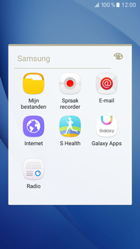 Samsung Galaxy J7 (2016) (J710) - E-mail - Account instellen (POP3 met SMTP-verificatie) - Stap 4