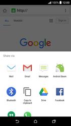 HTC Desire 530 - Internet - Internet browsing - Step 18