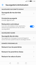 Huawei P8 Lite 2017 - Device maintenance - Back up - Étape 12