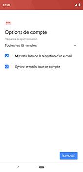 Google Pixel 3XL - E-mail - Configuration manuelle - Étape 19