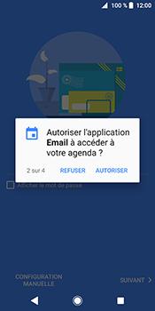 Sony Xperia XZ2 - E-mails - Ajouter ou modifier votre compte Outlook - Étape 11