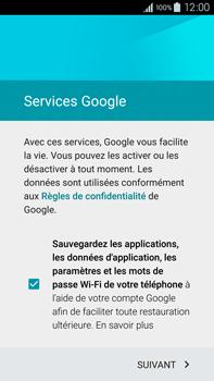 Samsung Galaxy Note 4 - E-mails - Ajouter ou modifier votre compte Gmail - Étape 13