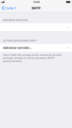 Apple iPhone 6s - iOS 12 - Email - Configurar a conta de Email -  21
