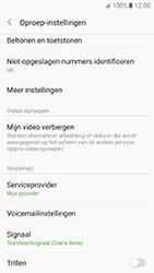 Samsung Galaxy A5 (2017) - Voicemail - handmatig instellen - Stap 7