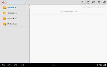 Samsung N8020 Galaxy Note 10-1 LTE - E-mail - Hoe te versturen - Stap 4