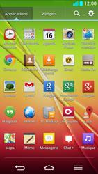 LG G2 - E-mails - Ajouter ou modifier un compte e-mail - Étape 3