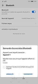 Huawei Mate 20 Pro - Bluetooth - connexion Bluetooth - Étape 9