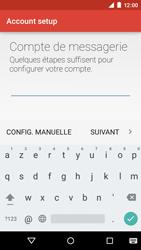 Motorola Moto E (1st Gen) (Lollipop) - E-mails - Ajouter ou modifier un compte e-mail - Étape 10