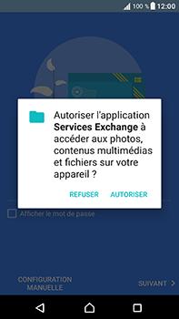 Sony Xperia XA1 Ultra - E-mails - Ajouter ou modifier votre compte Outlook - Étape 11