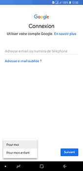 Samsung Galaxy A7 2018 - Applications - Créer un compte - Étape 6