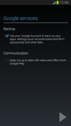 Samsung I9300 Galaxy S III - E-mail - Manual configuration (gmail) - Step 9